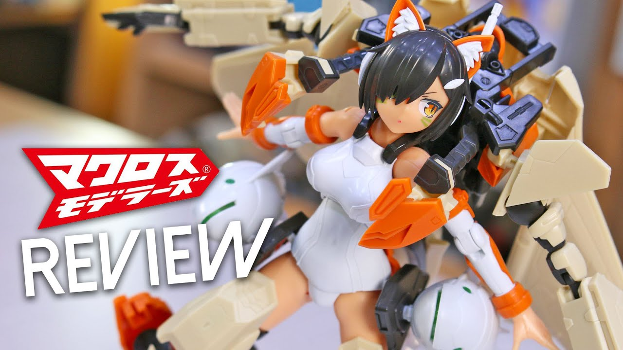 ACKS V.F.G. Skuld SP [Macross Variable Fighter Girl] - UNBOXING and Review!