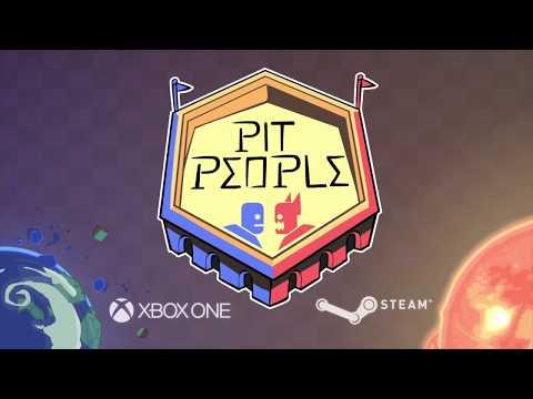 Стартовала запись на бета-тест игры Pit People