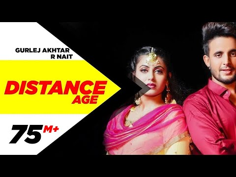 R Nait | Distance Age (Official Video) | Ft Gurlej Akhtar | Latest Punjabi Song 2020 | Speed Records