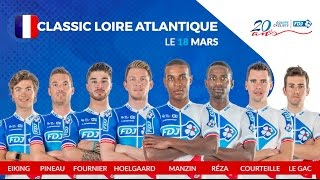 Compo FDJ pour la Classic Loire Atlantique