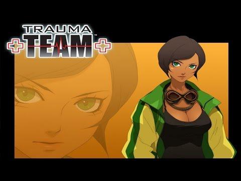 Jogo da Vez #10 - Trauma Team [Wii]