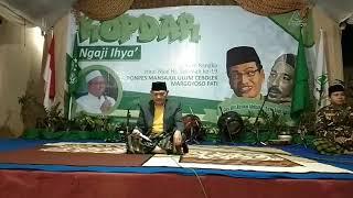 Download Video Ngaji Ihya #85 : Kopdar di Ponpes Mansajul Ulum, Cebolek, Pati (19/8/2018) MP3 3GP MP4