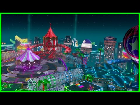 Download BATTLE ARENAS! Sonic's Carnival Night Zone (LEGO Dimensions)