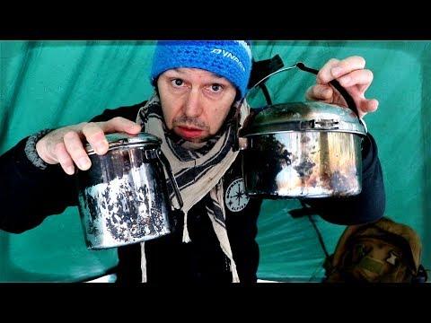 Confronto pentole outdoor Zebra Pot e Tatonka Kettle - PeschoAnvi