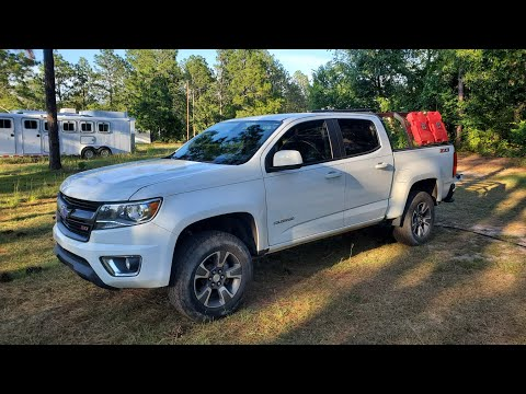 😡 Why I Ditched My New Chevrolet Colorado 😡 All The Issues