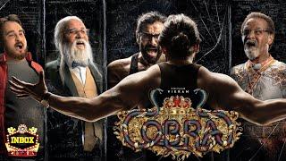 BREAKING: Secret Behind Vikram's 7 look in Cobra | Inbox