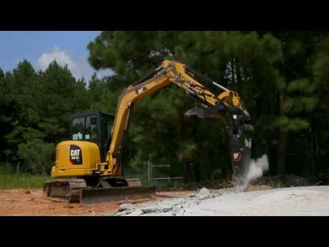 Daily Maintenance and Inspection for the Cat® Mini Excavator