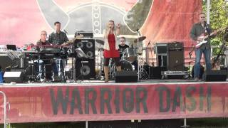 """You Lie"" by Band Perry sung by Route 64 Band and Kristen Johnson Warrior Dash VA cover"