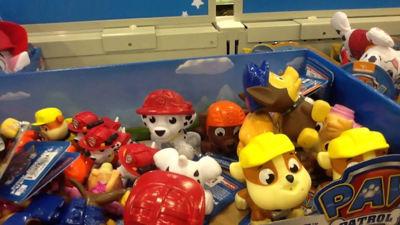 Star Wars Nerf Paw Patrol Toys From Toys R Us