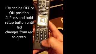 How to Program Xfinity X1 box Voice and XR5 remote without codes.