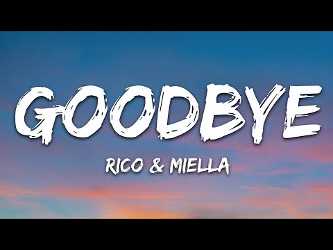 Rico Miella - Goodbye 7clouds Proximity Release