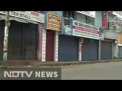 Trade union strike shuts Kerala, low impact in Delhi, Mumbai