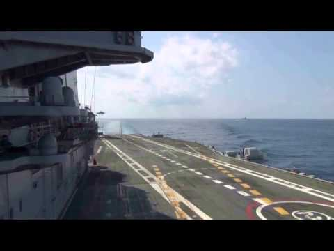 Indian Navy's Official INS Vikramaditya Video