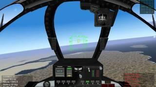 F-14 Tomcat Intercept in Wings over Europe