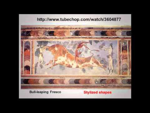 Proto Greek Art: Cycladic, Minoan, Mycenaean
