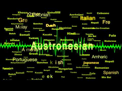 Austronesian Language Voice Overs