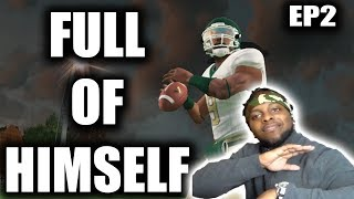 Will Jerrell's Arrogance Equal an Early Playoff Exit? HFBR - Ep2 NCAA FOOTBALL 14 RTG