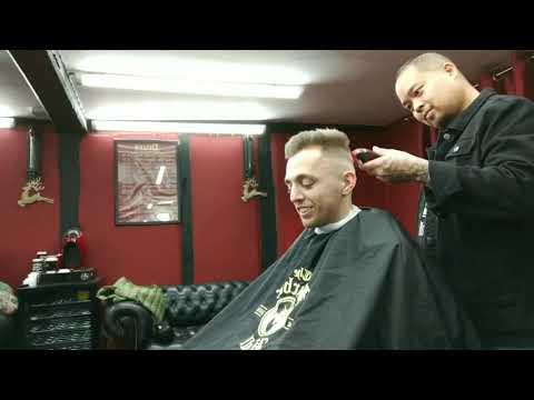 Bold Fade | Skin Fade | Barbershop | Men's haircut | Time lapse | Video