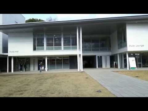 Kagoshima University's Campus! Attitude Toward Education