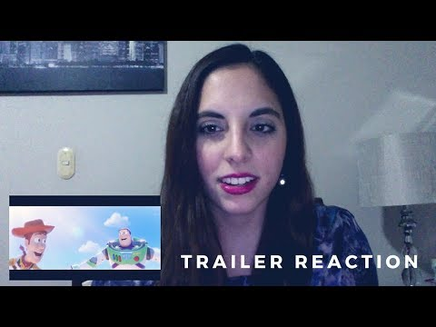 TOY STORY 4 TEASER TRAILER REACTION + RIP STAN LEE