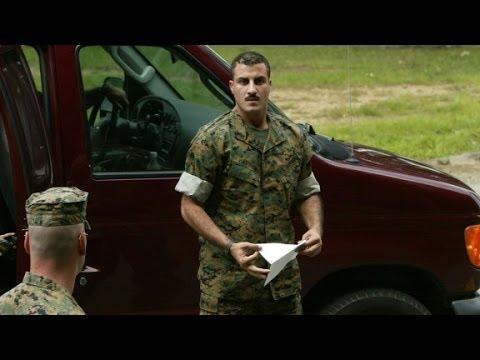 Accused Marine Deserter Turns Himself In