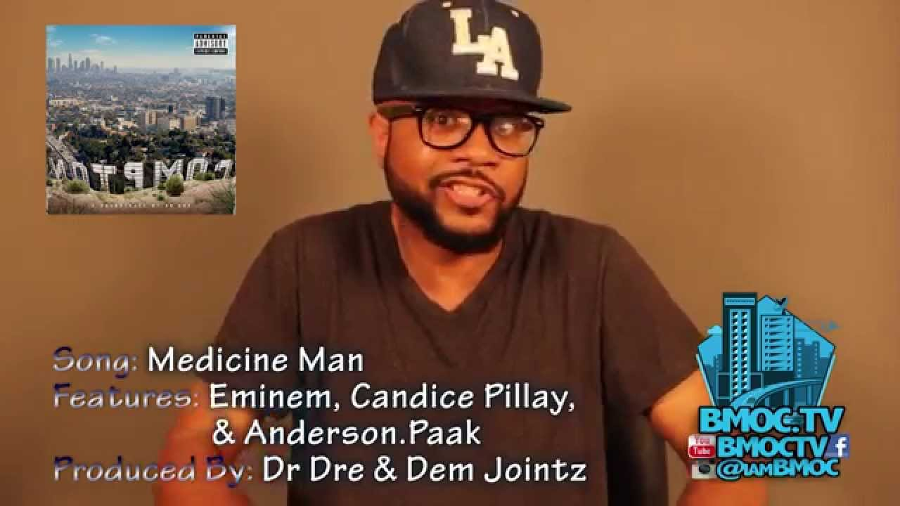 Compton: A Soundtrack By Dr. Dre (Full Album Review) - BMOCTV ...