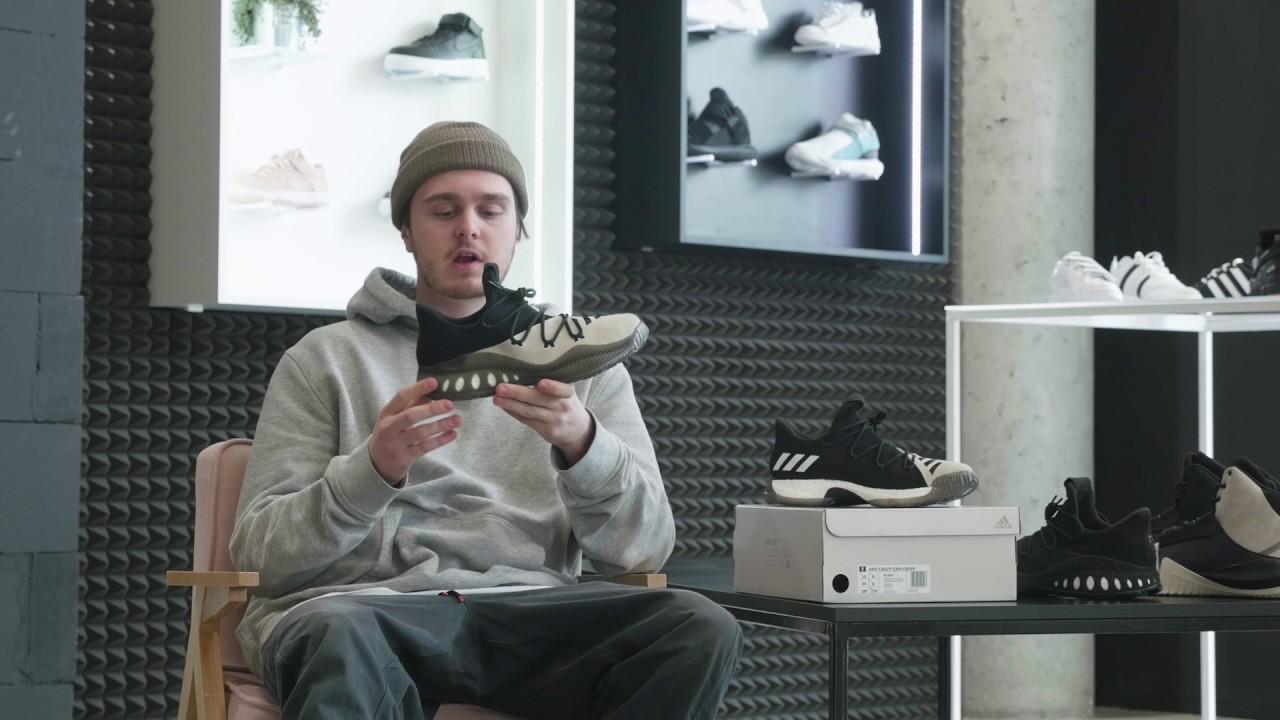hot sale online 1180a 15e4f Footshop Sneakerstar 59 - adidas ADO Crazy Explosive