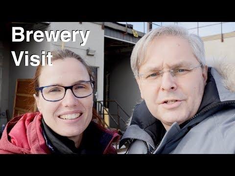 Peoples Pint Brewery Visit || BrewHouse HomeBrew