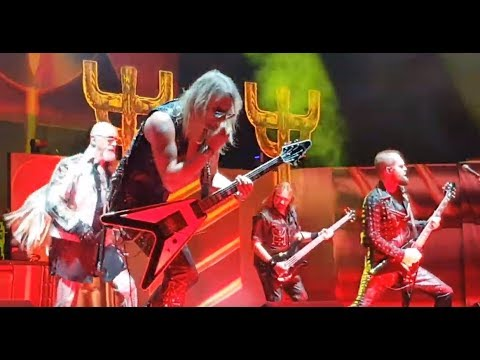 JUDAS PRIEST performing at Australia's Download festival March 9 in Sydney, video posted..!