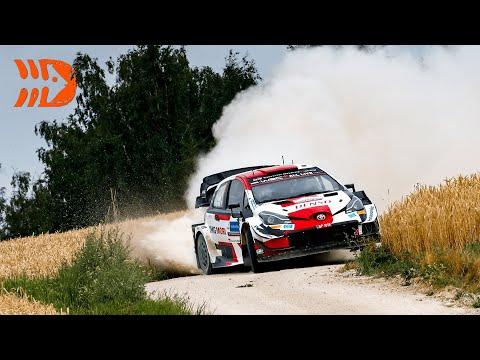 Rally Estonia 2021 - Rovanperä's Astonishing Speed Explained | Day 3
