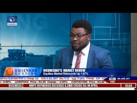 Business Morning: Equities Market Review 29/06/17