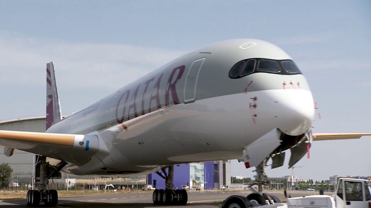 Image result for Qatar Airways A350-1000