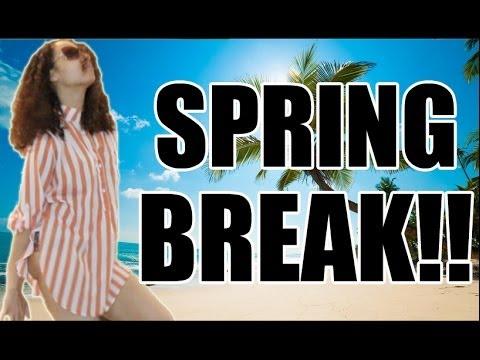 SPRING BREAK SUCKS!