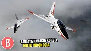Tak Terdeteksi Radar Musuh, 8 Pesawat Jet Paling Canggih Yang Perkuat Barisan Pertahanan Indonesia