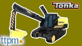Tonka Steel Classics Excavator from Funrise