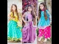 Indian traditional Party wear dresses for Kids Girls in 2019/ Dresses for Indian functions