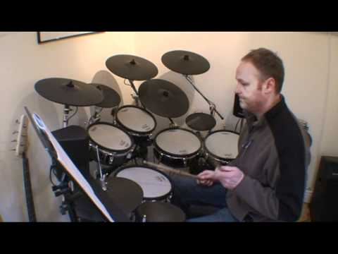 Punk Funk Rockschool Drums Debut Grade