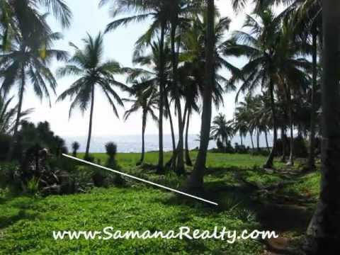 Dominican Republic Land For Sale Ocean Front Property Land Lots Real Estate Samana