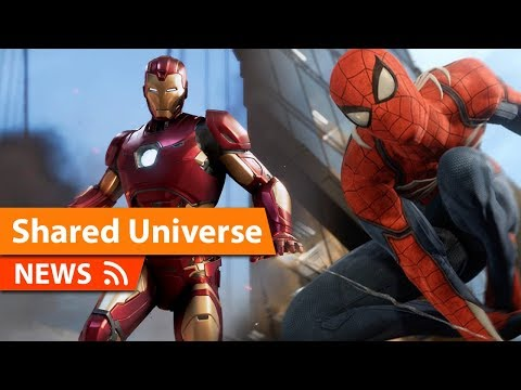 Marvel's Spider-Man PS4 & Avengers Games ARE Shared Universe