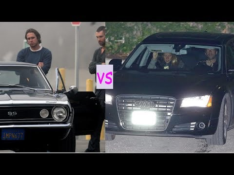 Adam levine cars vs Chris martin cars (2018)
