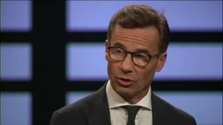 Jonas Sjöstedt V vs Ulf Kristersson M Välfärdsmiljarderna försvann