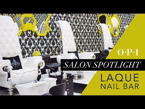OPI Salon Spotlight | Laqué Nail Bar