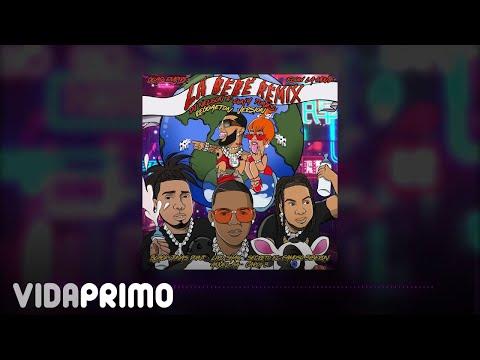 La Bebé (Reggaeton Rmx DJ Nelson y Luny Tunes) - Anuel AA ft. Cardi B, Secreto, Black Point y Liro Shaq