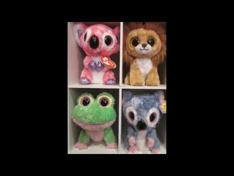 MY COLLECTION: 219 BEANIE BOOS - (JANUARY 2015)