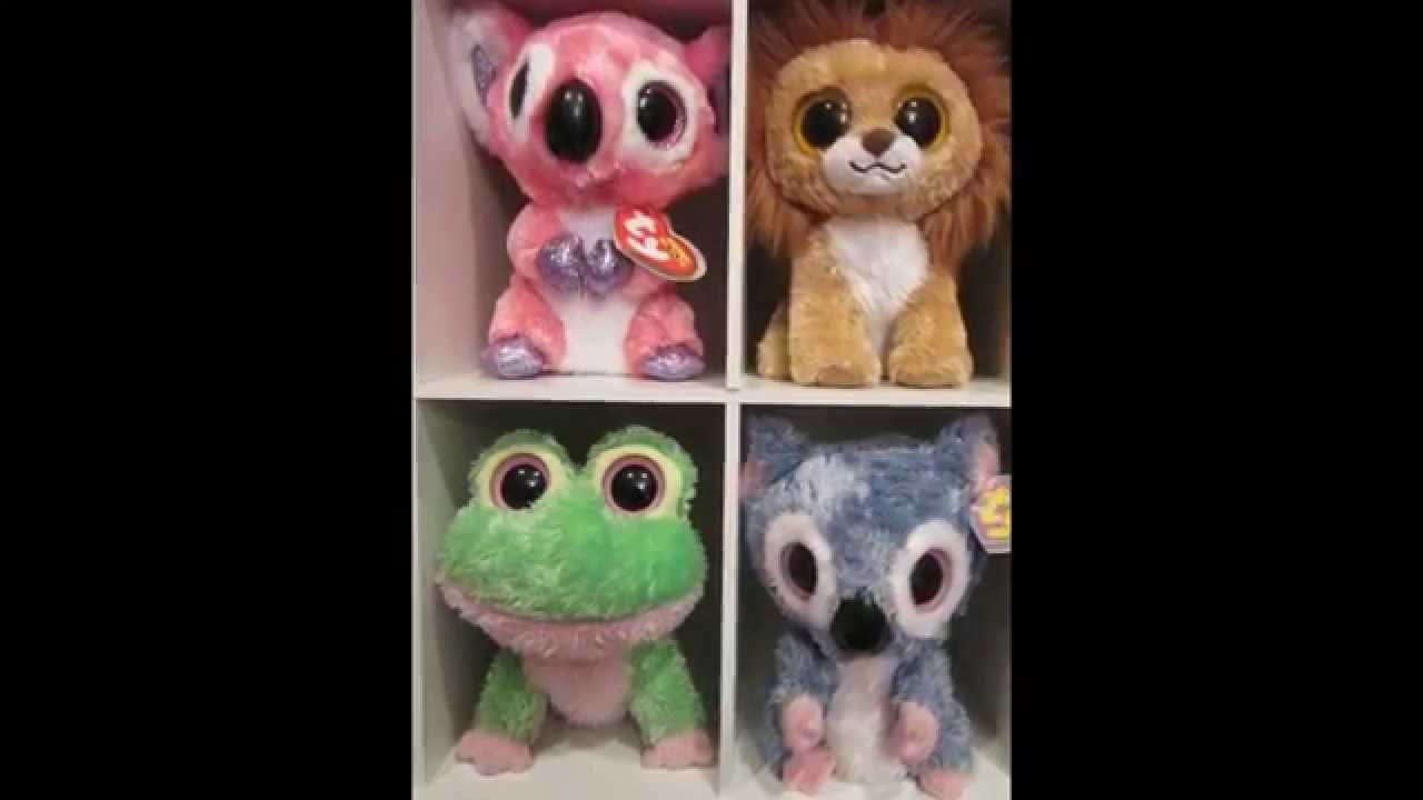 5029355ad2c MY COLLECTION  219 BEANIE BOOS - (JANUARY 2015) - YouTube