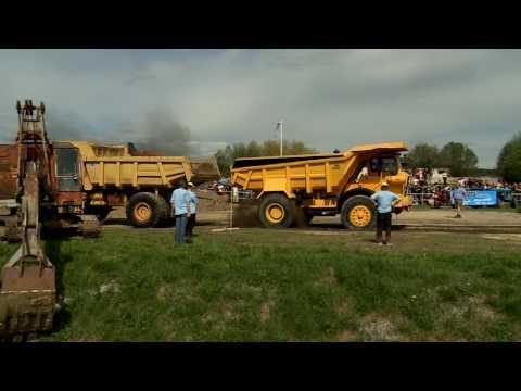 Big Tractor Meet 2010 - Bergtruckspulling