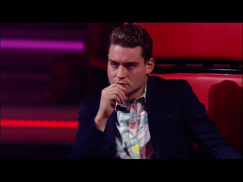 Douwe Bob in TRANEN door Sing Off van Yosina Kaka - The Voice Kids The Sing Off 2018