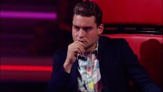 Douwe Bob in TRANEN door Sing Off van Yosina Kaka - The Voice Kids The Sing Off 2018