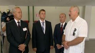 Работу инвестиционных производств в свободной экономической зоне Могилёва оценил Президент