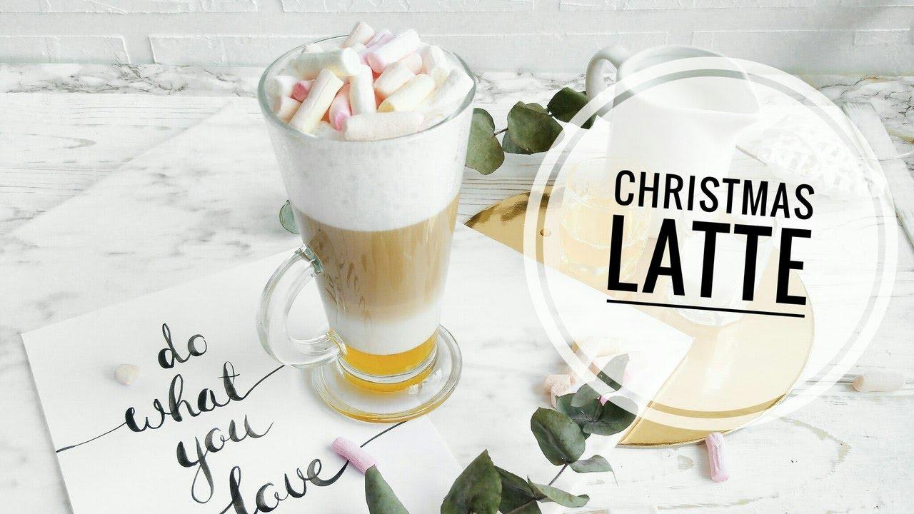 "Рецепт ""Christmas Latte"". My Cafe Challenge"". - YouTube"